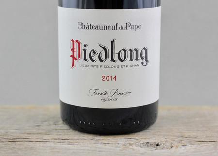 Domaine La Roquète Châteauneuf du Pape Red Rhone Blend 2014