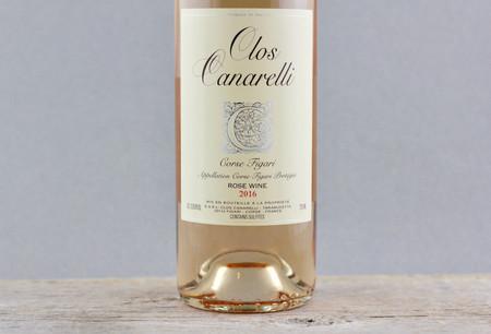 Clos Canarelli Corse Figari Rosé Blend 2016
