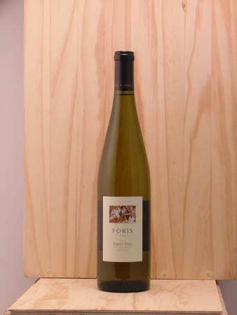 Foris Vineyards Rouge Valley Pinot Gris 2015