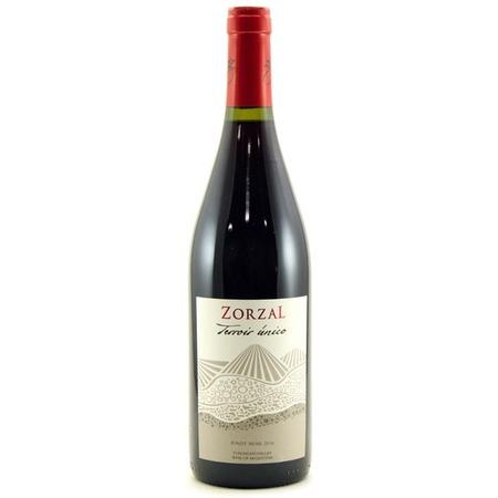 Zorzal Terroir Unico Pinot Noir 2016