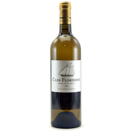 Clos Floridene Graves Blanc White Bordeaux Blend 2015