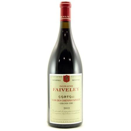 Domaine Faiveley (Joseph Faiveley) Clos des Cortons Faiveley Monopole  Grand Cru Pinot Noir 2012 (1500ml)