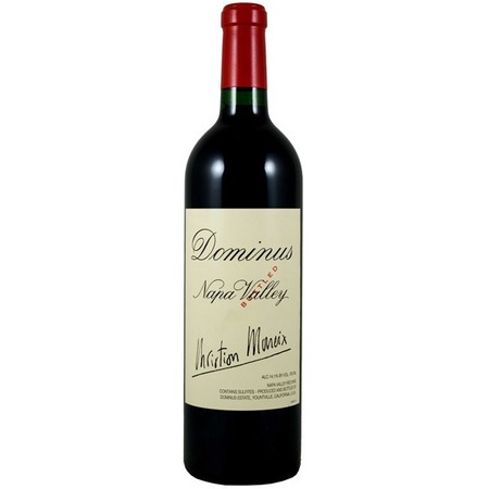 Dominus Estate Napa Valley Cabernet Sauvignon Blend 2007