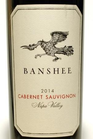 Banshee Napa Valley Cabernet Sauvignon 2014
