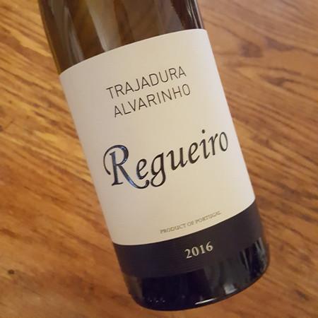 Quinta do Regueiro Vinho Verde Alvarinho Trajadura 2016