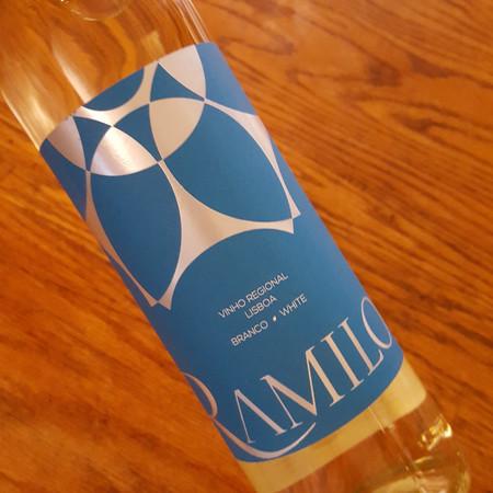 Casal do Ramilo Lisboa Vinho Branco  2016