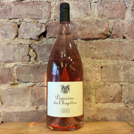 Domaine du Chapitre  Côtes du Rhône Rosé Blend 2016 (1500ml)