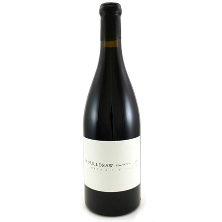 Booker Vineyard Fulldraw Syrah Blend 2014