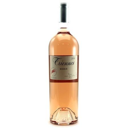 Domaine de Triennes Vin de Pays du Var Cinsault Blend Rosé 2016 (1500ml)