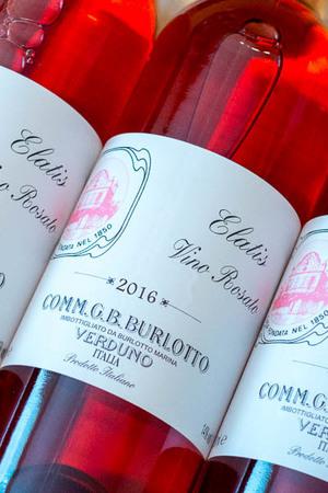 Comm. G.B. Burlotto Elatis Rosato Nebbiolo Blend 2016