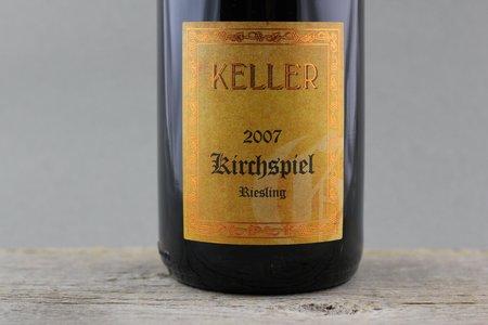 Weingut Keller Kirchspiel Grosses Gewächs Riesling 2007 (1500ml)