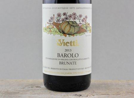 Vietti Brunate Barolo Nebbiolo 2013