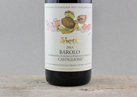 Vietti Castiglione Barolo Nebbiolo 2013