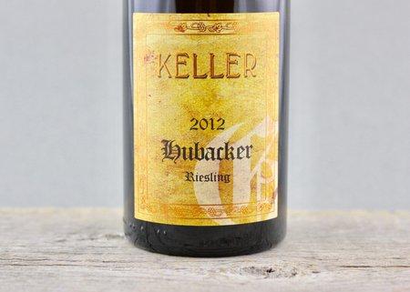 Weingut Keller Hubacker Großes Gewächs Riesling 2012