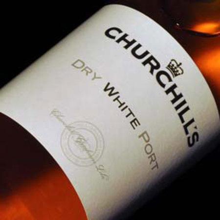 Churchill's White Port NV (500ml)