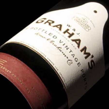 W. & J. Graham's Late Bottled Vintage Port Blend 2011