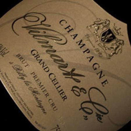 Vilmart & Cie Grand Cellier 1er Cru Brut Champagne Blend  NV