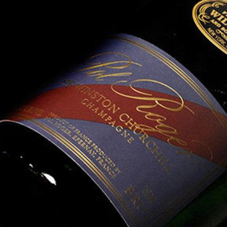 Pol Roger Sir Winston Churchill Brut Champagne Chardonnay 2002