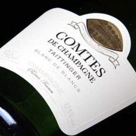 Taittinger  Comtes de Champagne Brut Blanc de Blancs Champagne Chardonnay 2006