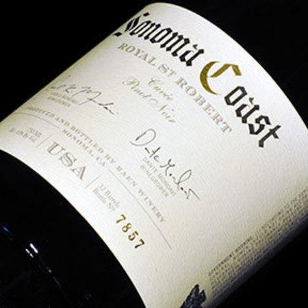 Raen Winery Cuvée Royal St. Robert Sonoma Coast Pinot Noir 2015
