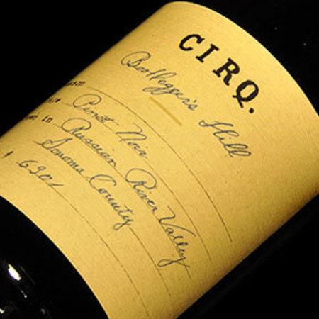 Cirq Bootlegger's Hill Pinot Noir 2013