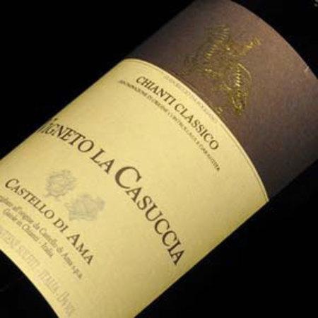 Castello di Ama Gran Selezione Vigneto La Casuccia Chianti Classico Sangiovese Blend 2001
