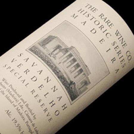 Vinhos Barbeito (Rare Wine Company Historic Series) Savannah Special Reserve Verdelho Madeira NV