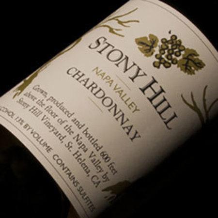 Stony Hill Napa Valley Chardonnay 2010