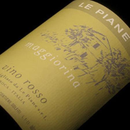 Le Piane Maggiorina vino rosso 2014