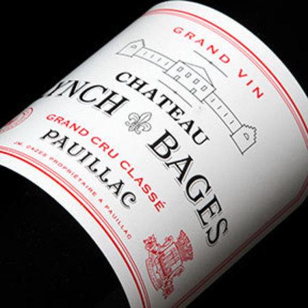 Château Lynch-Bages Pauillac Red Bordeaux Blend 2010