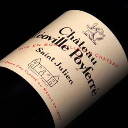 Château Léoville Poyferré Saint Julien Red Bordeaux Blend 2000