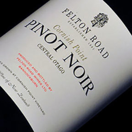 Felton Road Cornish Point Pinot Noir 2013