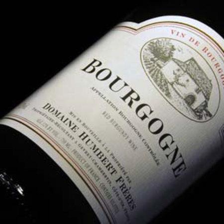 Domaine Humbert Frères Bourgogne Pinot Noir 2014
