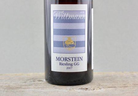 Wittmann Morstein Großes Gewächs Riesling 2007