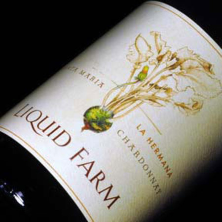 Liquid Farm La Hermana Chardonnay 2014