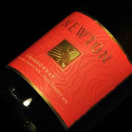 Newton Red Label Napa County Chardonnay 2015