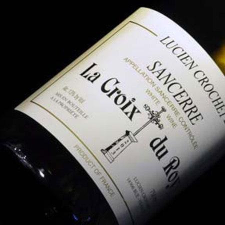 Lucien Crochet La Croix du Roy Sancerre Sauvignon Blanc 2014