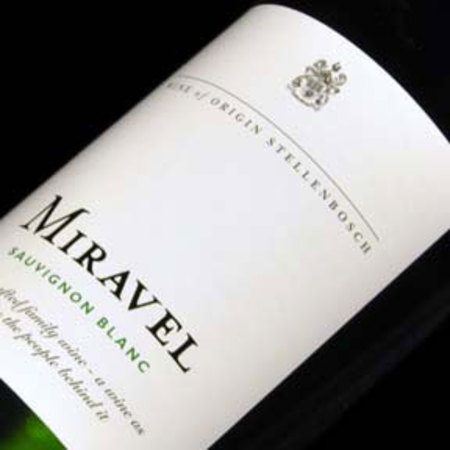 Miravel Sauvignon Blanc 2016