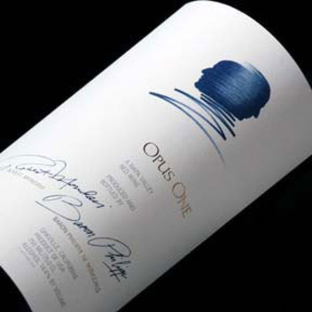 Opus One Napa Valley Cabernet Sauvignon Blend 2007