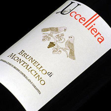 Uccelliera Brunello di Montalcino Sangiovese 2012