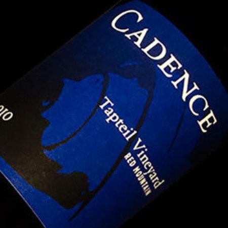 Cadence Tapteil Cabernet Sauvignon Blend 2010