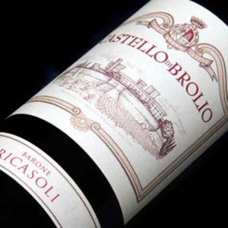Barone Ricasoli Castello di Brolio Chianti Classico Sangiovese Blend 2010