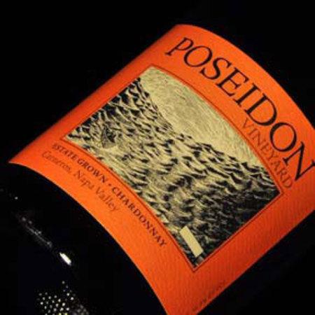 Poseidon Vineyard Estate Grown Carneros Chardonnay 2015
