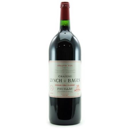 Château Lynch-Bages Pauillac Red Bordeaux Blend 2000 (1500ml)