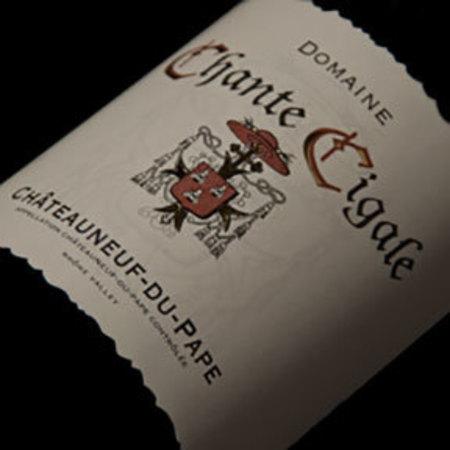 Domaine Chante Cigale Châteauneuf-du-Pape Red Rhone Blend 2013