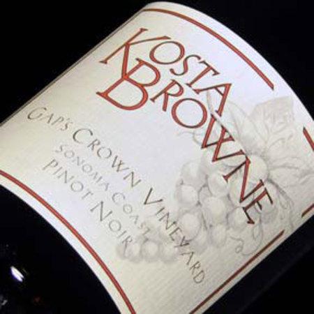 Kosta Browne Gap's Crown Vineyard Pinot Noir 2014