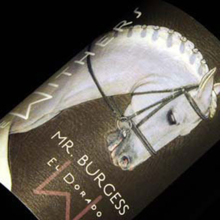 The Withers Winery  Mr. Burgess Sierra Foothills Red Rhone Blend 2013