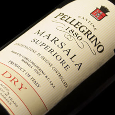 Cantine Pellegrino Marsala Superiore Dry Grillo Catarratto NV (375ml)