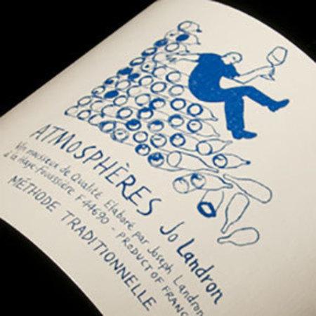 Joseph Landron Atmosphères Méthode Traditionnelle Folle Blanche Pinot Noir  NV
