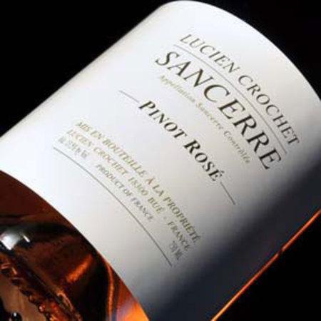 Lucien Crochet Sancerre Pinot Rosé 2016